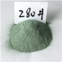 20年绿碳化硅厂家 水磨片用日标JIS#280目绿碳化硅微粉 绿硅微粉