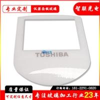 工廠加工生產儀器面板玻璃  多規格面板儀器鋼化玻璃生產定制