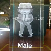 北京激光内雕玻璃 12mm15mm19mm内雕玻璃