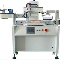 亚克力镜片丝印机2030转盘玻璃丝印机