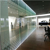 定做激光内雕发光玻璃 雕刻艺术玻璃生产厂家