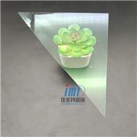 綠色AR鍍膜玻璃 98%高透光玻璃 寬頻減反射鍍膜玻璃