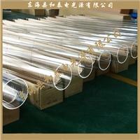 廠家供應 石英玻璃管 大口徑石英玻璃管 來圖定制