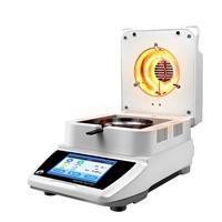 膨脹珍珠巖水分測定儀烘干法檢測珠光砂含水率