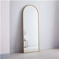 廠家定制鋁合金框鏡,拱形橢圓形。跑道形、直角方框、矩形均可定制