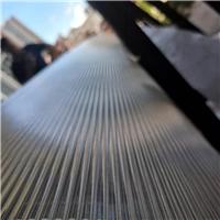 格美特壓花熱彎玻璃 弧形防火防爆鋼化玻璃 異形熱彎玻璃加工定制