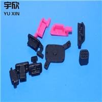 USB硅胶接头 硅胶杂件制品定制生产硅胶连接配件 深圳医用硅胶制品