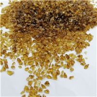 茶色1-3mm铺底玻璃砂玻璃颗粒地坪水磨石骨料用沙漏手工DIY工艺砂