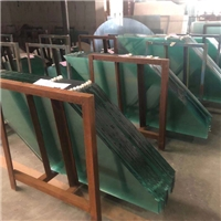 廠家定制鋼化玻璃家具臺面玻璃定制可根據圖紙裁切磨邊