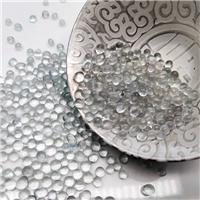批发Glass重力毯玻璃珠 2-3mm 0.8-1mm玻璃珠