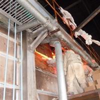 提供维修蓄热室外墙技术