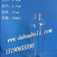 徐州250ml飲料瓶 無鉛果汁瓶 冷泡茶瓶