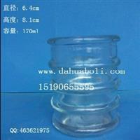 170ml玻璃燭臺 蠟燭杯 工藝燭臺
