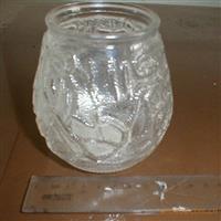 玻璃制品、玻璃烛台批发