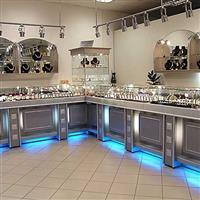 提供优质展柜玻璃,高端玻璃展柜,质量保证,货期准时