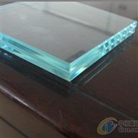 直线边磨边钢化玻璃