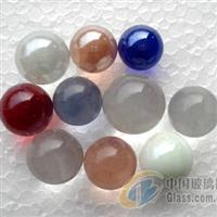 16mm透明玻璃球