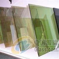 陽光控制膜玻璃