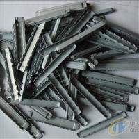 供应中空玻璃可折弯铝条直插件