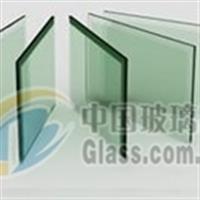 相当与普通玻璃强度n倍的弯钢玻璃
