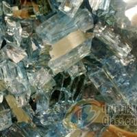 钢化镀膜玻璃 碎片