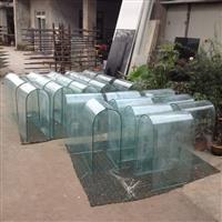 圓弧魚缸玻璃