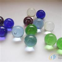 玻璃球/透明彩色玻璃球