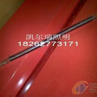 单端出线碳纤维加热管