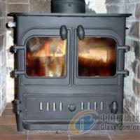 暖炉壁炉耐高温玻璃