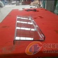 供应江浙沪Z字形热弯玻璃供应