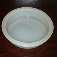 碗形白玉碗