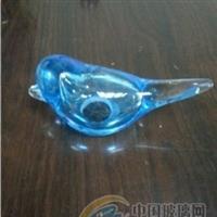 小鸽子玻璃工艺品