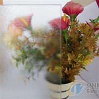 秦皇島壓花玻璃