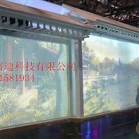 世博室外广告调光投影幕墙