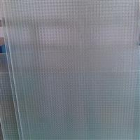 优质夹铁丝网 钢丝网 金属丝玻璃价格