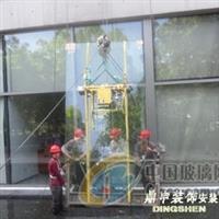 拆幕墙钢化玻璃 高层大玻璃