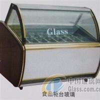 食品柜臺玻璃
