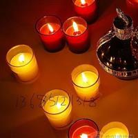 各种蜡烛杯玻璃杯