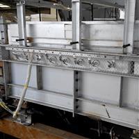 电加热供料道系统