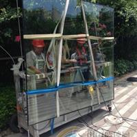 安装中空玻璃阳台窗户玻璃更换