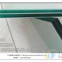 6+0.76+6夾層鋼化玻璃