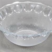 生產值供玻璃碗,贈品玻璃碗