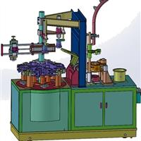 回轉式特種制瓶機