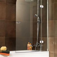 自潔衛浴玻璃屏風