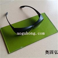 吸收式激光防护玻璃W4/OD4