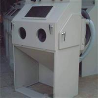 南通铝合金制品表面强化喷砂机