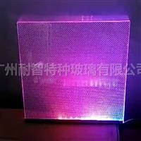 導光玻璃彩色光電玻璃