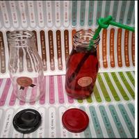 星巴克奶茶瓶玻璃飲料瓶