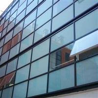 高空玻璃拆除更换