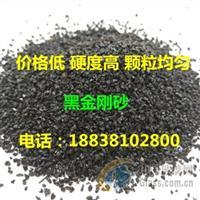 山東鋼板除油除銹噴砂金剛砂價格